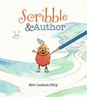 Book Cover of Scribble and Author by Miri Leshem-Pelly